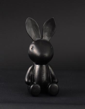 超萌小兔子卡通挂饰可爱兔挂饰毛球铃铛书包挂件毛绒钥匙扣小礼物