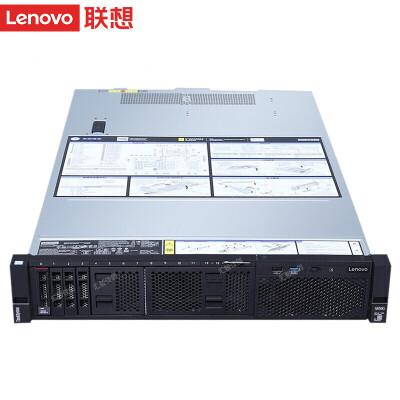 联想ThinkServer SR588服务器主机 2U机架式SR550升级款深度学习人工智能虚拟化 1*3204【1.9G 6核心6线程】单电 16G内存丨2T SATA丨530-8i