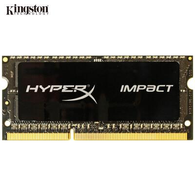 ��澹�椤�(Kingston)楠�瀹㈢��� Impact绯诲�� DDR3L 1600 8GB绗�璁版����瀛�(HX316LS9IB/8)