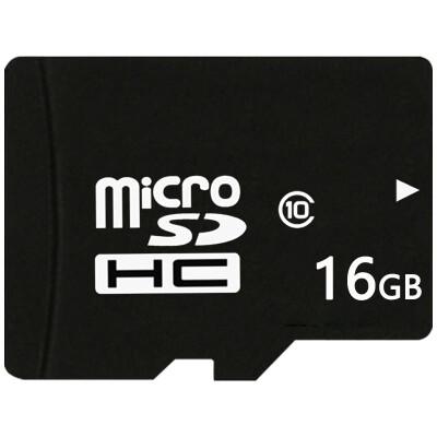 泰拉锋 手机内存卡Micro sd存储卡闪存TF卡通用行车记录仪手机数码照相机 16G