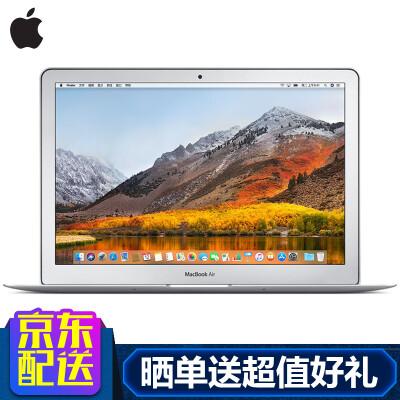 苹果(Apple) 【全新国行】 MacBook Air 13.3英寸轻薄笔记本电脑 2017新款 MQD32CH/A 128闪存版