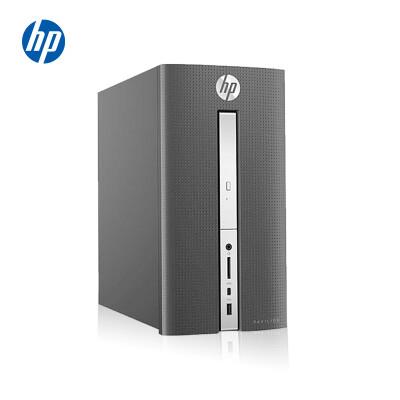 惠普(HP) 畅游人 商用办公家用游戏台式机电脑主机整机(三年上门 Win10) 单主机 G3900/4G/500G无线wifi蓝牙