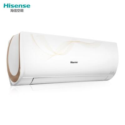 海信(Hisense)壁挂式空调挂机 1.5匹变频冷暖静音KFR-35GW/EF19A3(1N10)