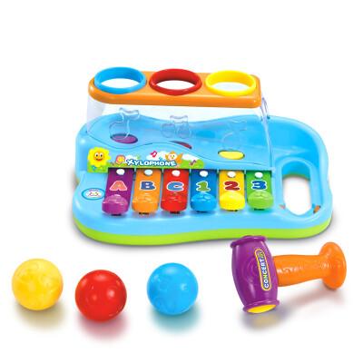 汇乐玩具(HUILE TOYS)启迪智慧琴 手敲琴