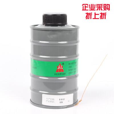 唐人 防毒 4号罐 滤毒罐可过滤的气体:防氨、硫化氢。