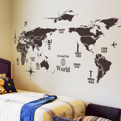 麦朵 世界地图...