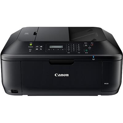 佳能(Canon) MX538 彩色喷墨一体机 (打印 复印 传真 扫描 无线网络 自动双面)
