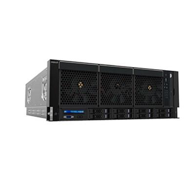 曙光(Sugon) 天阔 I840-C20 高效可靠  至臻精品  4U机架式服务器主机 双颗E7-4850v3+双电源1200W 128G内存+无硬盘