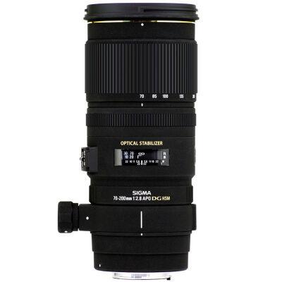 适马(SIGMA)70-200mm F2.8 APO EX DG OS HSM?? 恒定大光圈远摄变焦镜头 人像打鸟 小黑5代(尼康单反卡口)