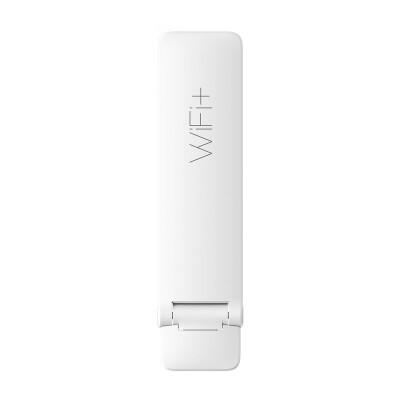 小米(MI)wifi放大器2代 wifi信号增强器300M 家用路由器迷你便携无线信号增强器USB充电