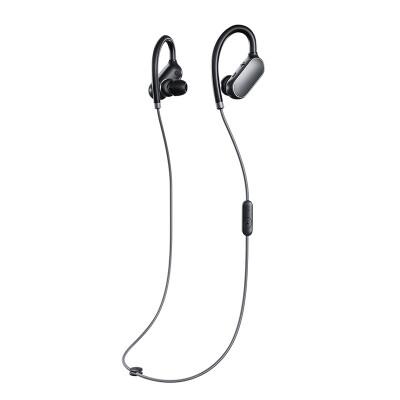小米(MI)运动蓝牙耳机黑 入耳式耳塞式挂耳式无线耳机手机通用
