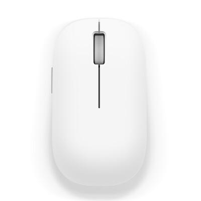 米家(MIJIA)小米无线鼠标 白色 人体工学设计