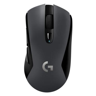 罗技(Logitech)G603 LIGHTSPEED 无线游戏鼠标 无线鼠标 蓝牙鼠标 吃鸡鼠标 绝地求生