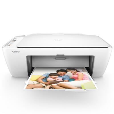 惠普(HP)HP DeskJet 2622 打印一体机 (无线打印、扫描,复印)