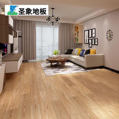 圣象 地板卧室...
