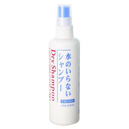日本 资生堂 Shiseido  免洗洗发水 无需水洗 孕妇干洗用 洗发喷雾 150ml 49元(可满59元2件)