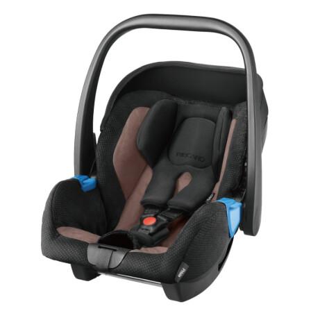 德国recaro瑞凯威privia提篮式儿童安全座椅直邮进口