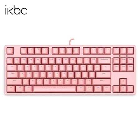 ikbc机械键盘怎么样??真实体验爆料