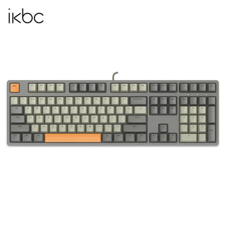 ikbc机械键盘怎么样,好用吗?合格吗