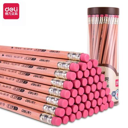 得力素描铅笔质量怎么样?看完这里就知道了