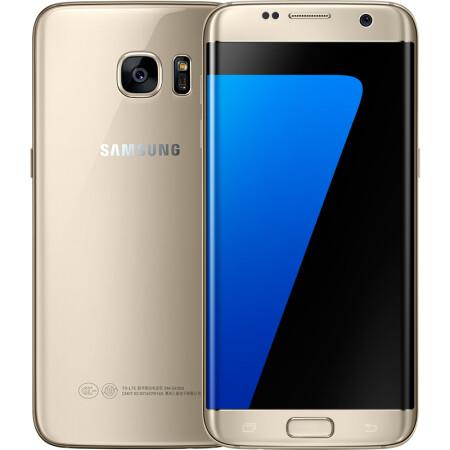 三星  Galaxy S7 edge(G9350)32G 移动联通电信全网通版4G手机