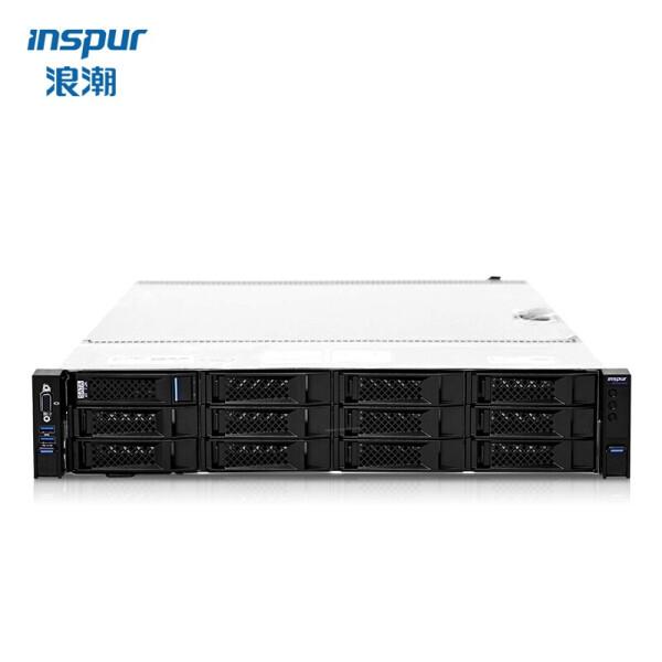 浪潮(INSPUR)NF5270M5机架式服务器NF5280M5 GPU主机 5270M5:1*铜牌3204 6核6线程 16G内存丨2TB 7.2K丨PM8222