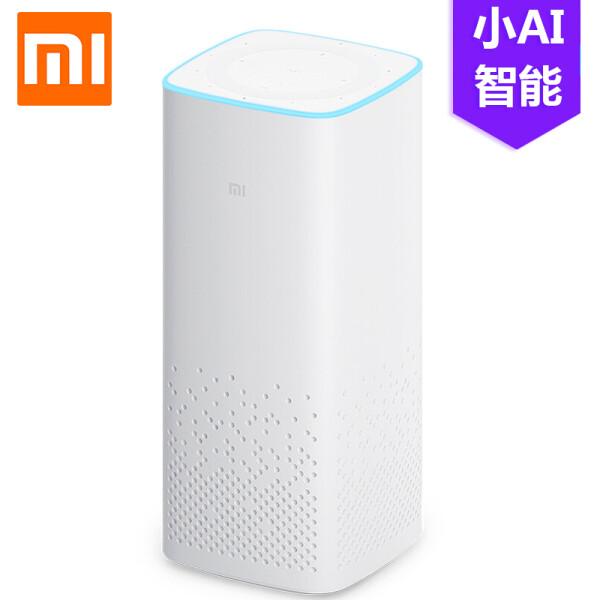 小米(MI)AI小爱同学音箱mini版随身蓝牙网络音响语音遥控wifi迷你低音炮人工智能 小米AI音箱人工智能版