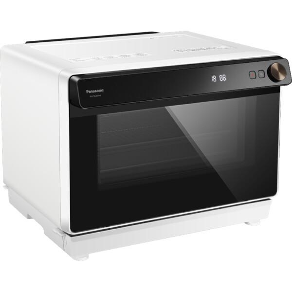 松下 Panasonic 蒸烤箱 NU-SC200 W 蒸箱 电烤箱 空气炸 餐具消毒  30L容量
