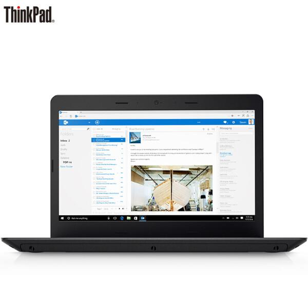 联想(ThinkPad) E475(20H4A00MCD)14英寸笔记本电脑(A6-9500B 8G 256GSSD 2G独显 Win10)