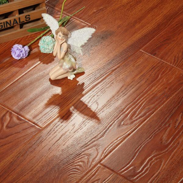 大自然环保家用卧室厂家直销12mm 强化复合地板 55元/平方(价) 1㎡