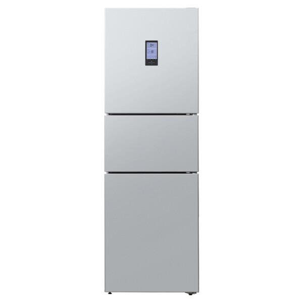 西门子(SIEMENS) 306升 风冷无霜 三门冰箱 空气过滤 LCD液晶屏(银色)BCD-306W(KG32HA26EC)