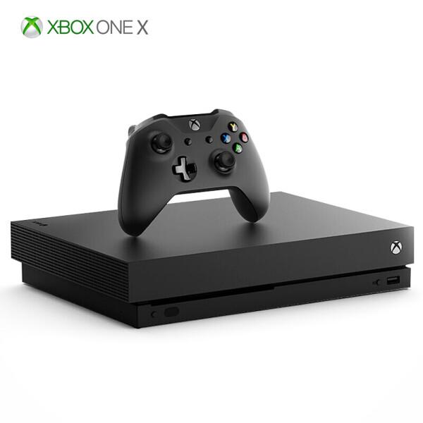微软(Microsoft) 【 Xbox One X  国行主机】 体感游戏机 天蝎座 Xbox One X天蝎座体感套装送30个游戏合集