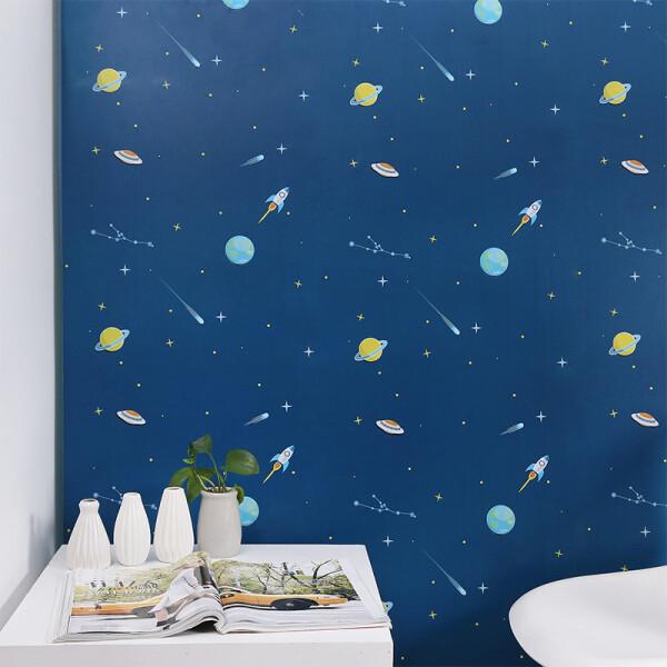 斯图sitoo 自粘墙纸壁纸卧室客厅电视背景墙贴家具翻新贴纸