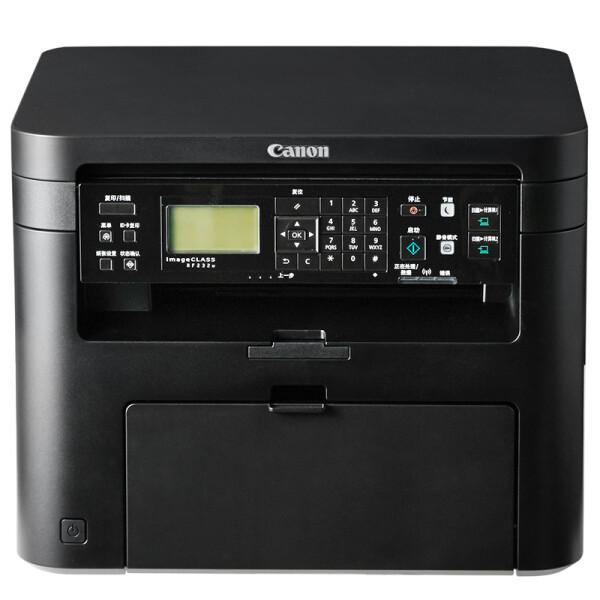 佳能(Canon)MF232w imageCLASS 智能黑立方 黑白激光多功能打印一体机