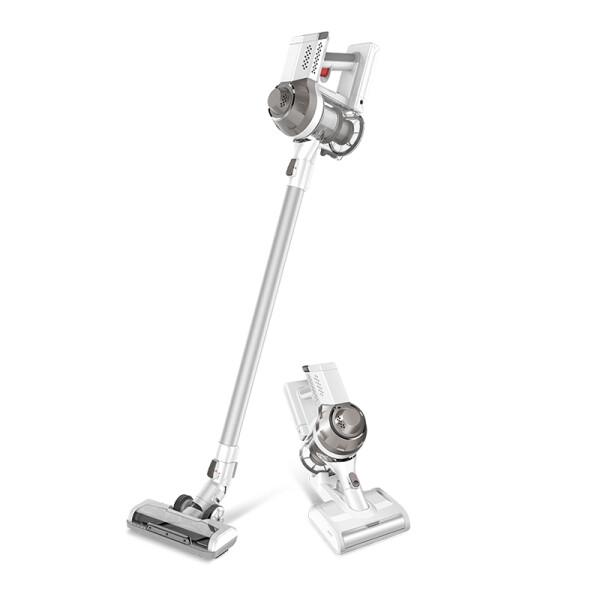 泰怡凯(TEK)吸尘器 家用小型无线手持吸尘器 配除螨仪刷头AK66-RG