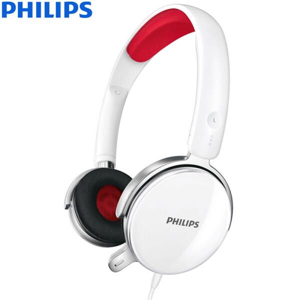 飞利浦(PHILIPS)游戏耳麦京东定制版  SHM7110(红)