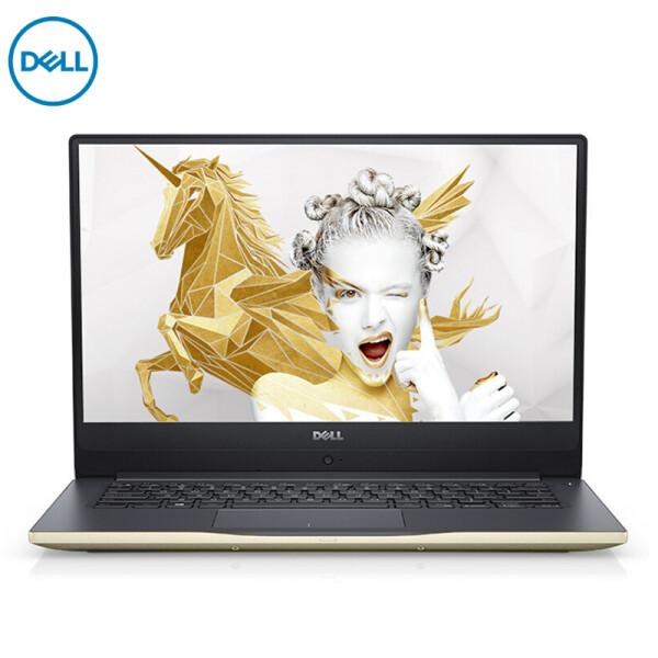 戴尔DELL灵越燃7000 II 14.0英寸轻薄窄边框笔记本电脑(i5-8250U 8G 128GSSD+1T MX150 2G独显 IPS)金