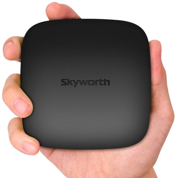 创维(Skyworth) 企鹅极光T2 智能网络电视机顶盒4核16G闪存 高清电视盒子无线wifi