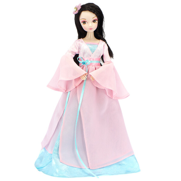 可儿娃娃(Kurhn)  可儿??楚乔传系列 荆小六 古装娃娃 11082-1