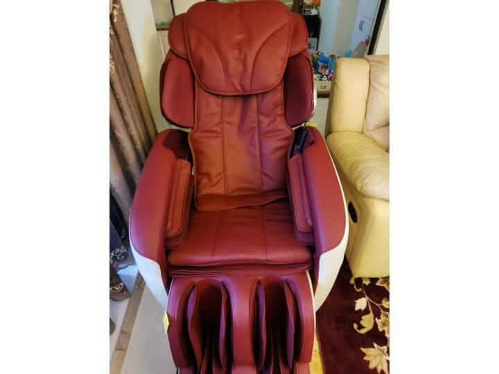 奥佳华OGAWA家用按摩椅零靠墙全自动按摩沙发椅OG-7105质量功能如何,真实揭秘 好货众测 第9张