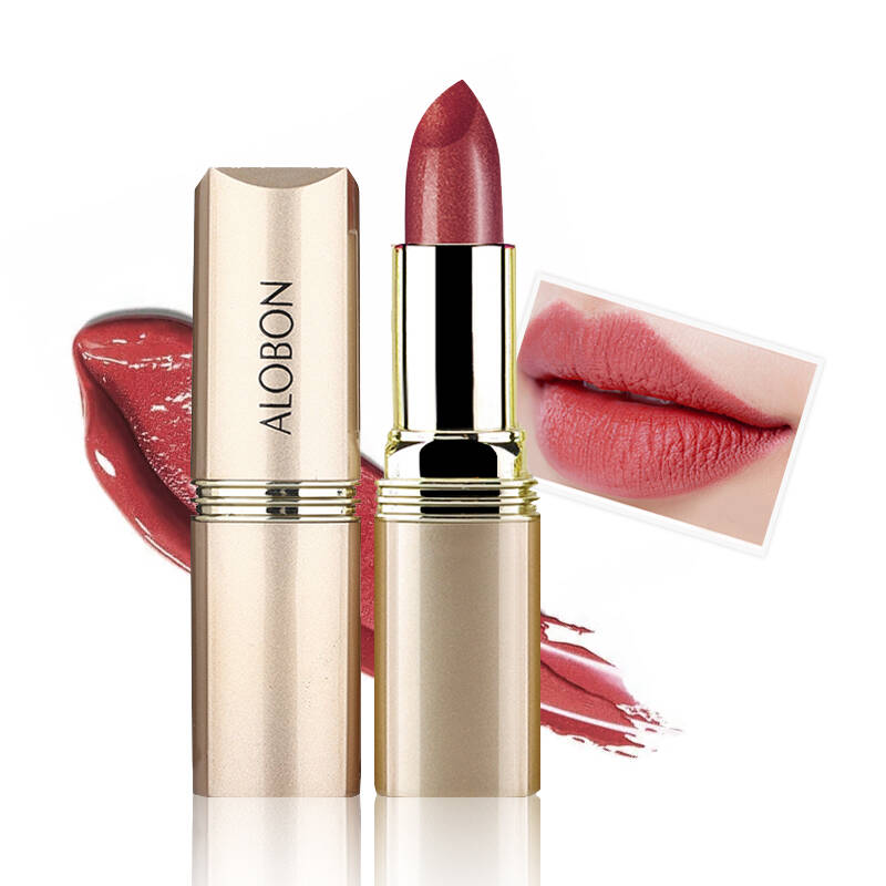 ក្រែម ALOBON Waterproof Liquid Matte Lipstick Long Lasting Lip Gloss Makeup Beauty ZN0098