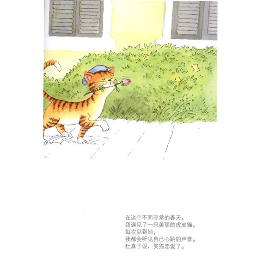 笑猫日记��d#��'_杨红樱笑猫日记:塔顶上的猫
