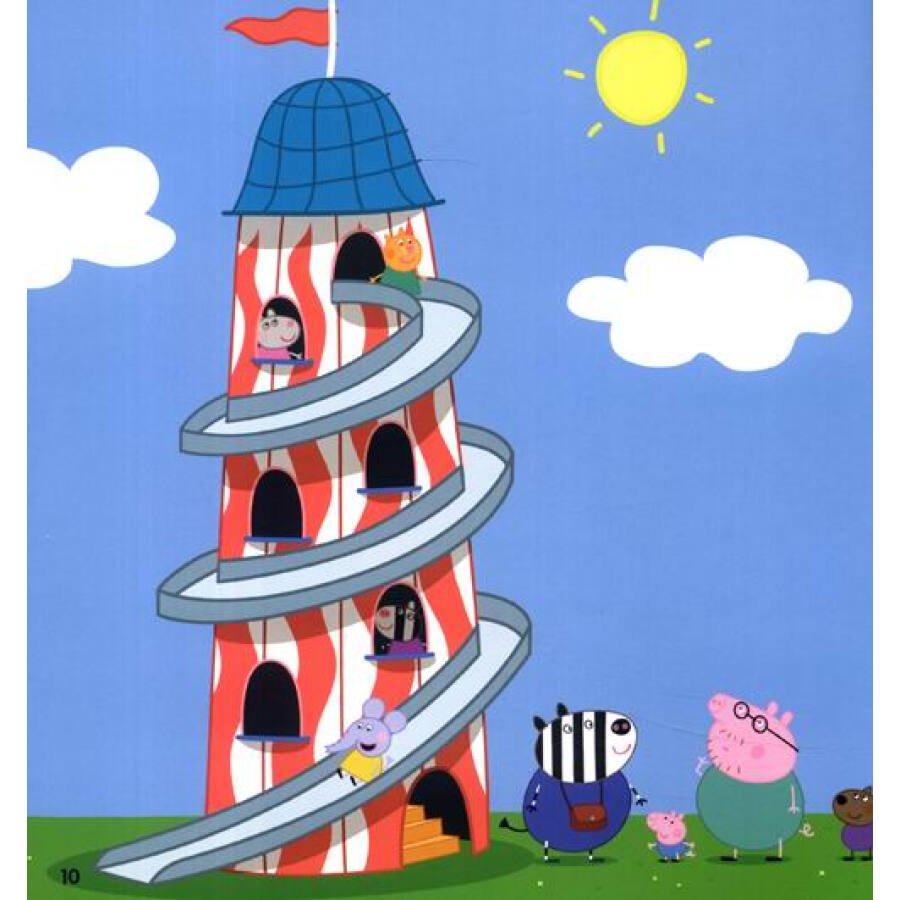 《小猪佩奇:游乐场》【摘要