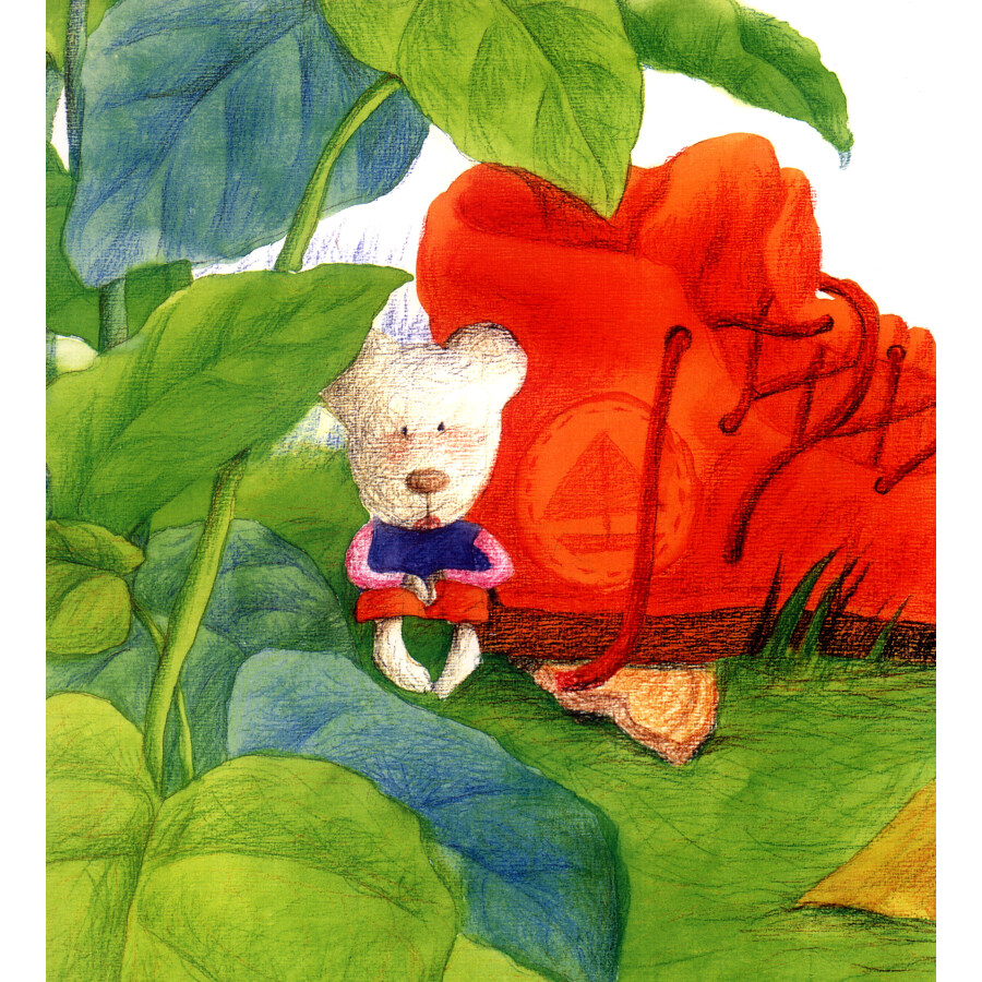 《小企鹅心灵成长故事:红鞋子》(汤素兰)【摘要图片