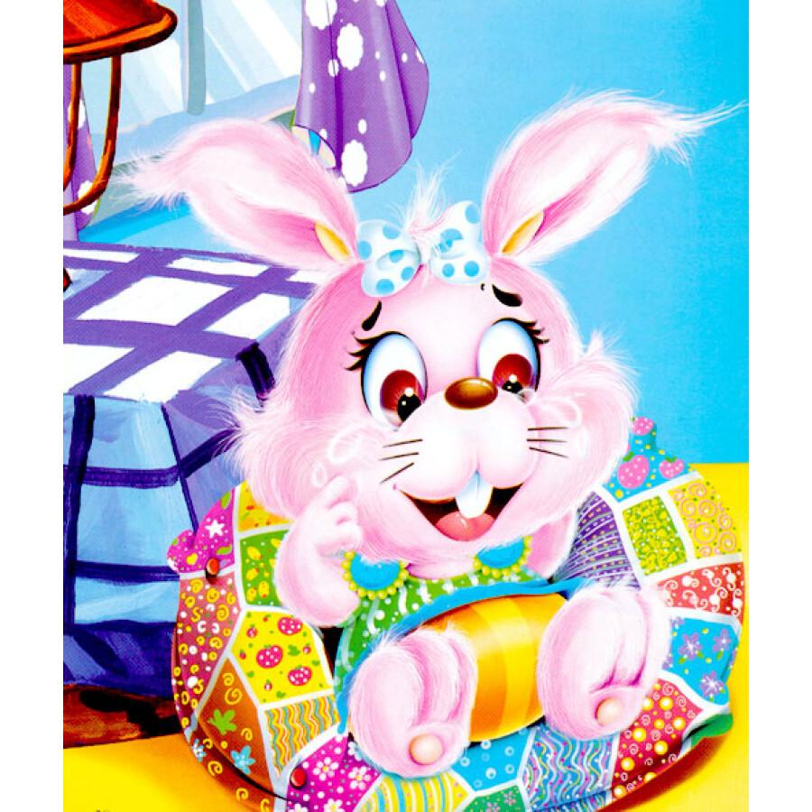 生病的小兔子 大笨熊 找帽子 小马过河 打瞌睡的小星星 可爱的雪花