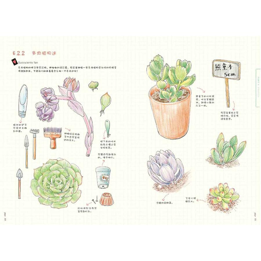《色铅笔的温情手绘2》(飞乐鸟工作室)【摘要