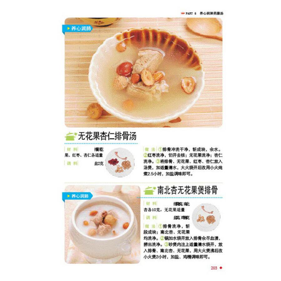 南芪杜仲煲猪扇骨