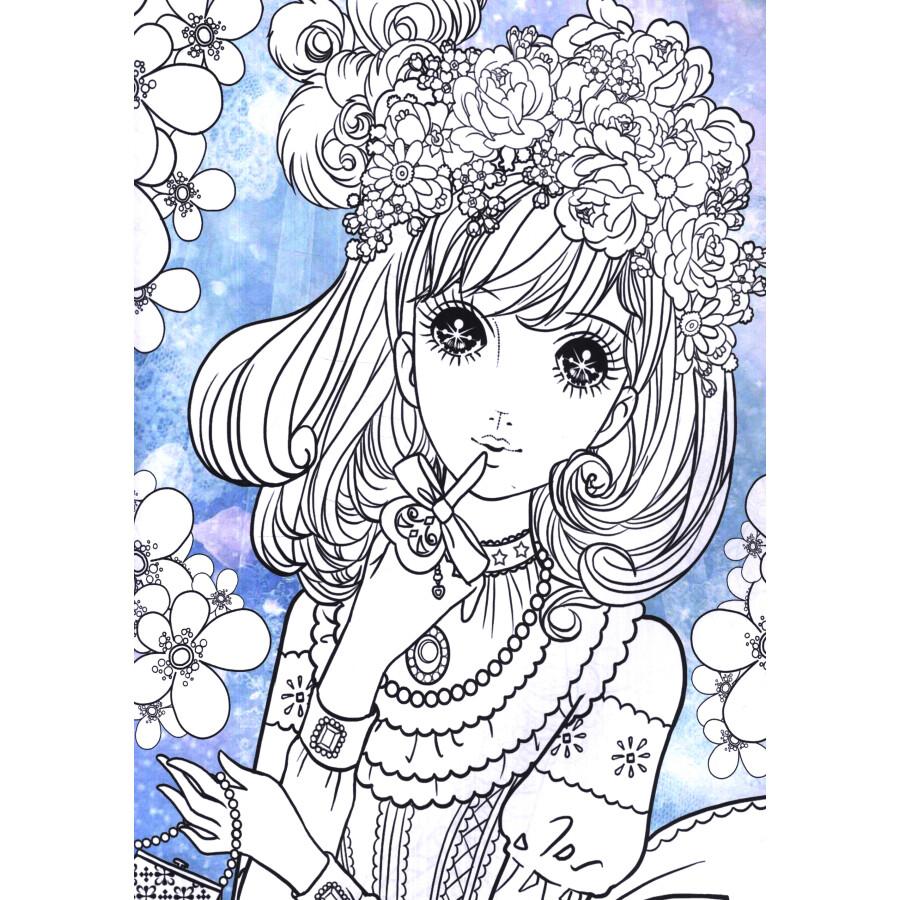 童涂色画打印公主_芭比公主涂色画_芭比公主简笔画涂色_宝宝涂色画公主