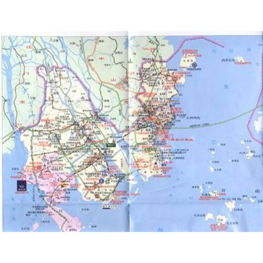 旅游/地图 旅游指南 珠海指南地图