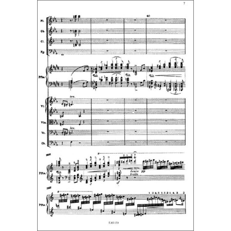 李斯特:降e大调第一钢琴协奏曲(附光盘)